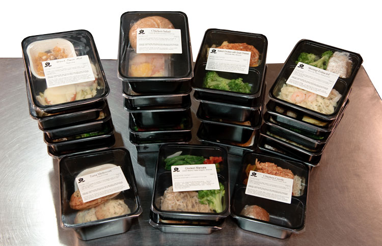 Diet-To-Go Meals
