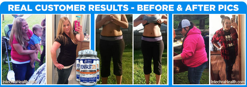 Fenfast 375 Before & After Results